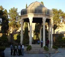 iran,shiraz,hazfez tomb