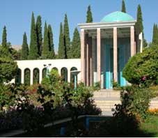 iran,shiraz,saadi tomb