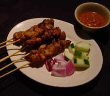 Iranian food , kebab Hosseini